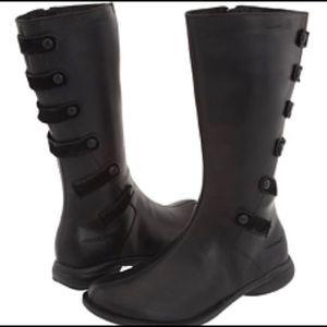Merrell Tetralaunch Waterproof Black Boots 11